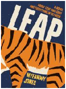 Leap book cover